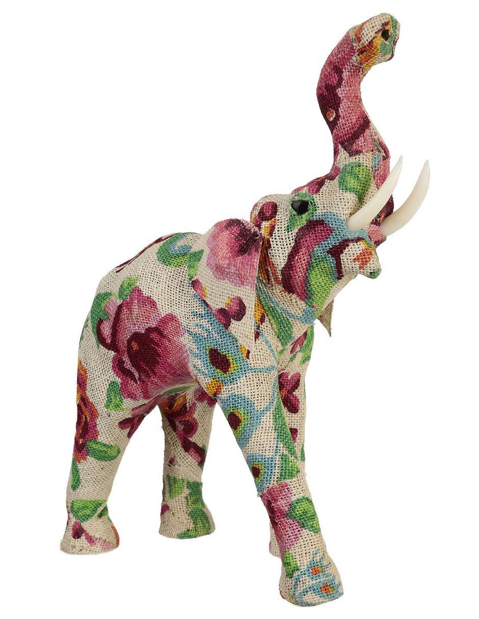 Figura decorativa de elefante Haus chica Fine Art 3