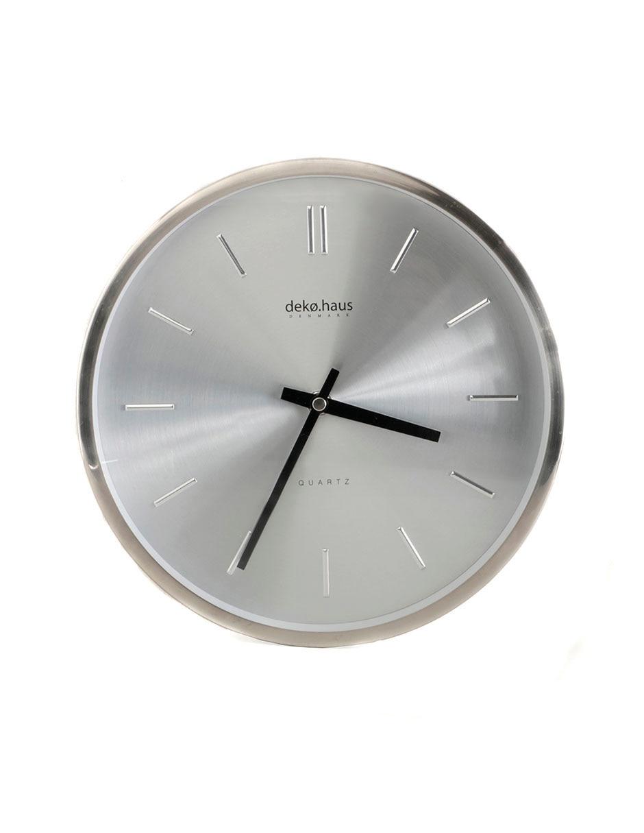 Decoregalo Reloj Reloj De Plateado Pared VGpqSzMU